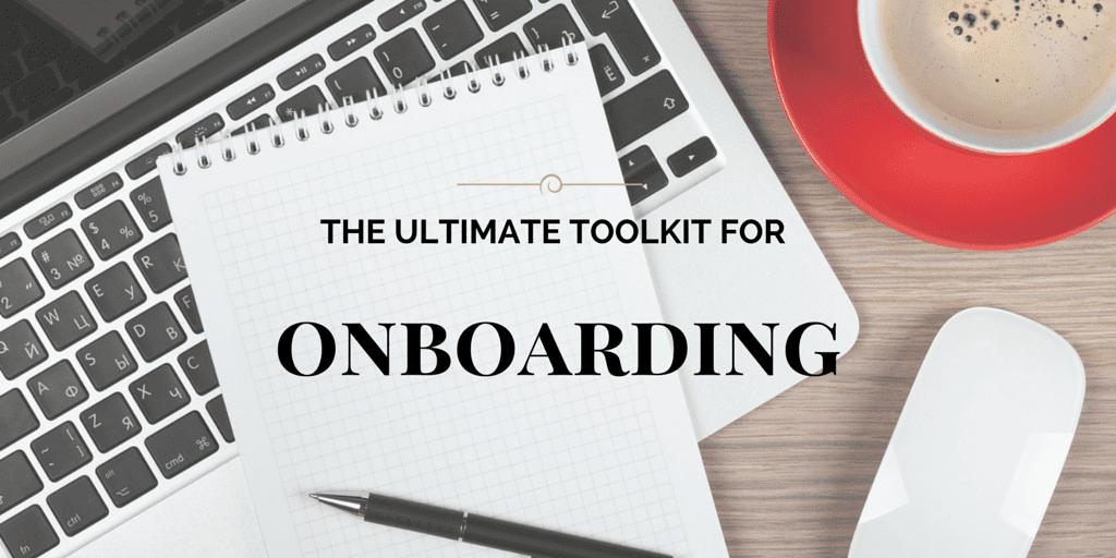 onboarding toolkit