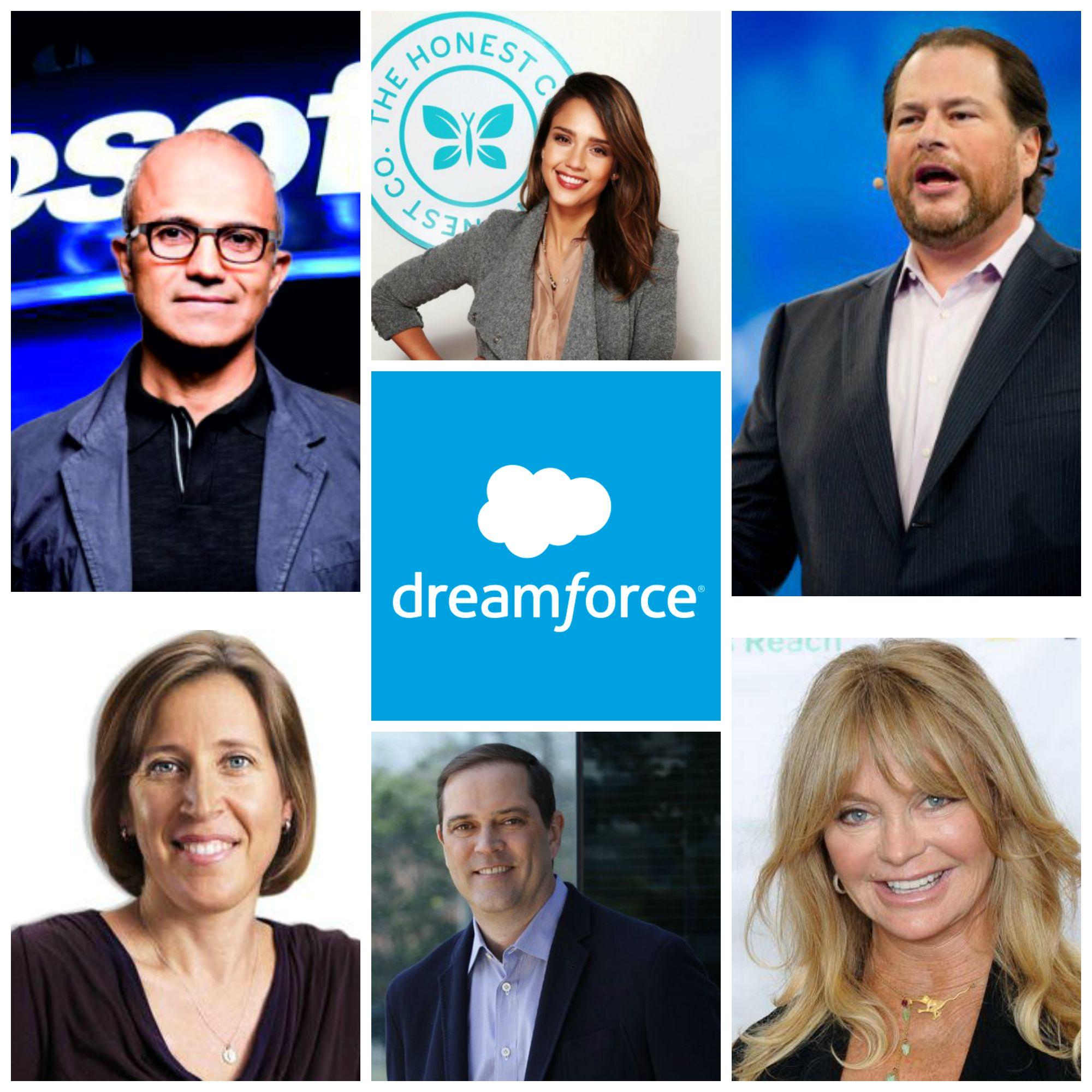 Dreamforce 2015 Keynotes