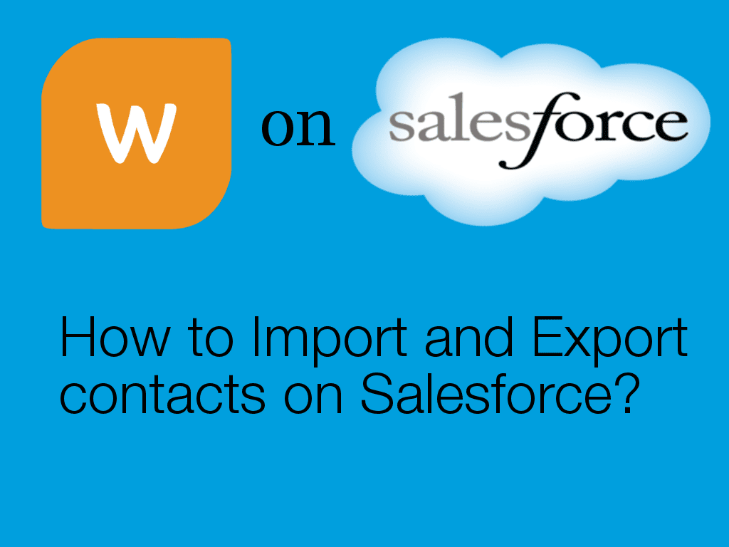 contacts on Salesforce