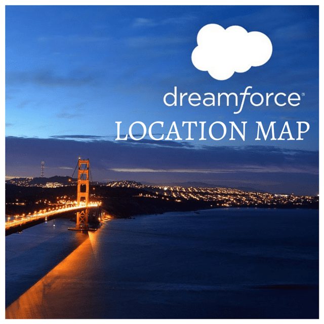 Dreamforce 2015 location