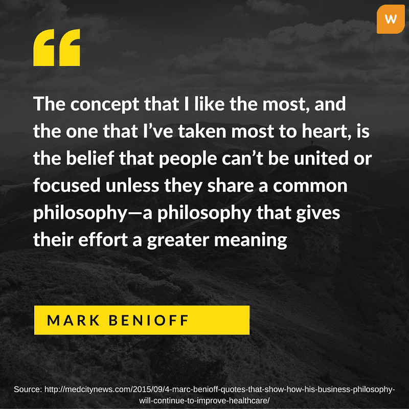 Marc Benioff on life and its meaning