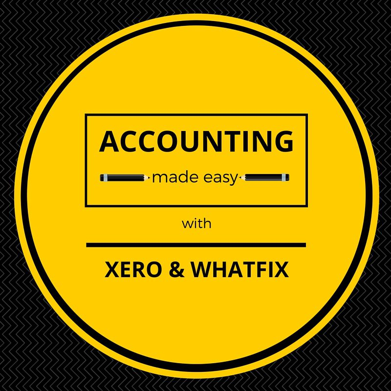 Accounting is now easier with Xero and Whatfix!