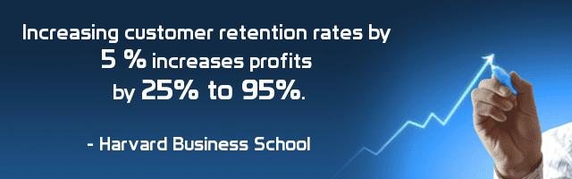 Customer retention 1