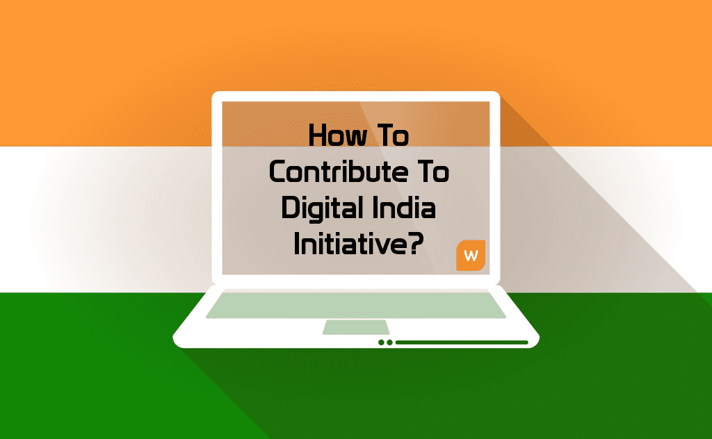 Contribute to Digital India