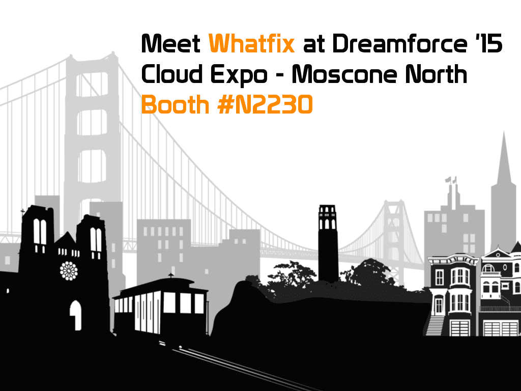 Whatfix at Dreamforce