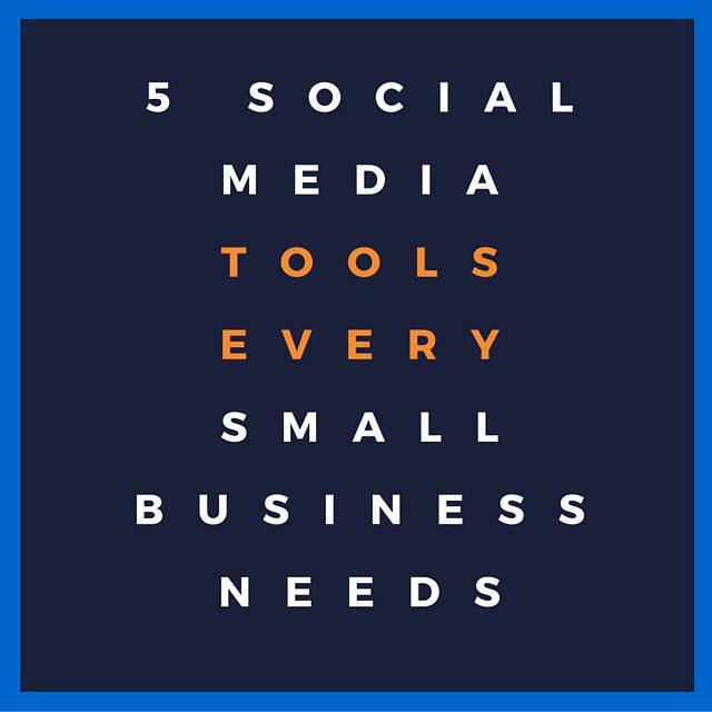 social media tools business