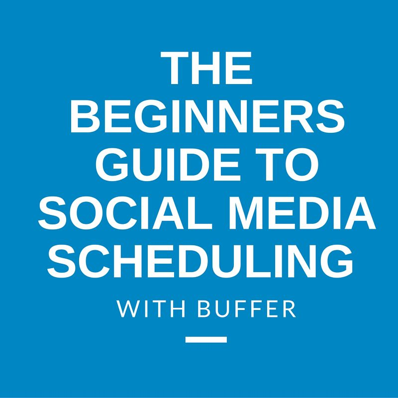 Beginner's Guide To Buffer