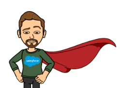 Salesforce Trailhead Influencers - Admin Hero