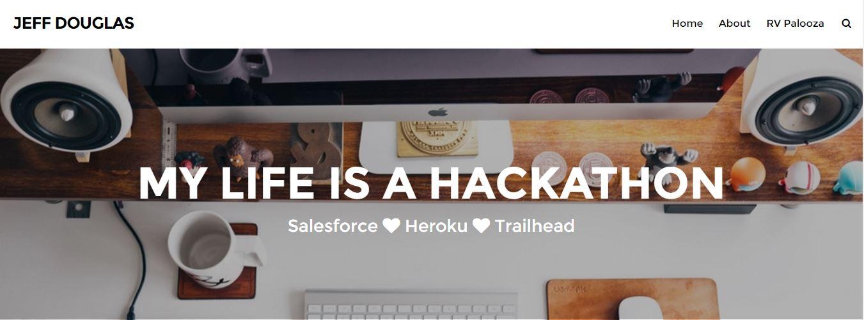 Salesforce Trailhead Influencers - Jeff Douglas