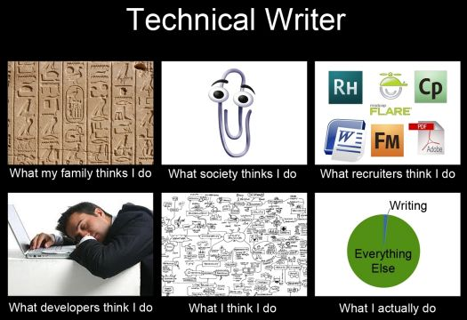 Technical Writing Misconceptions - Technical Writer