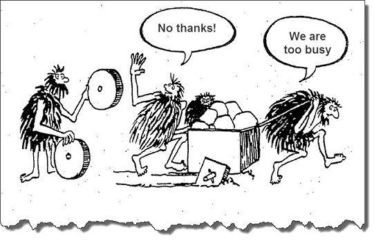 Change Management - Adapting to change