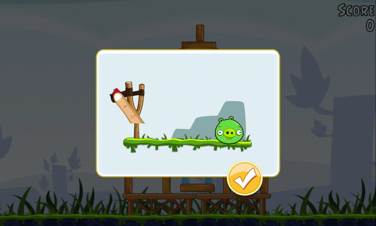Angry Birds 2 Onboarding