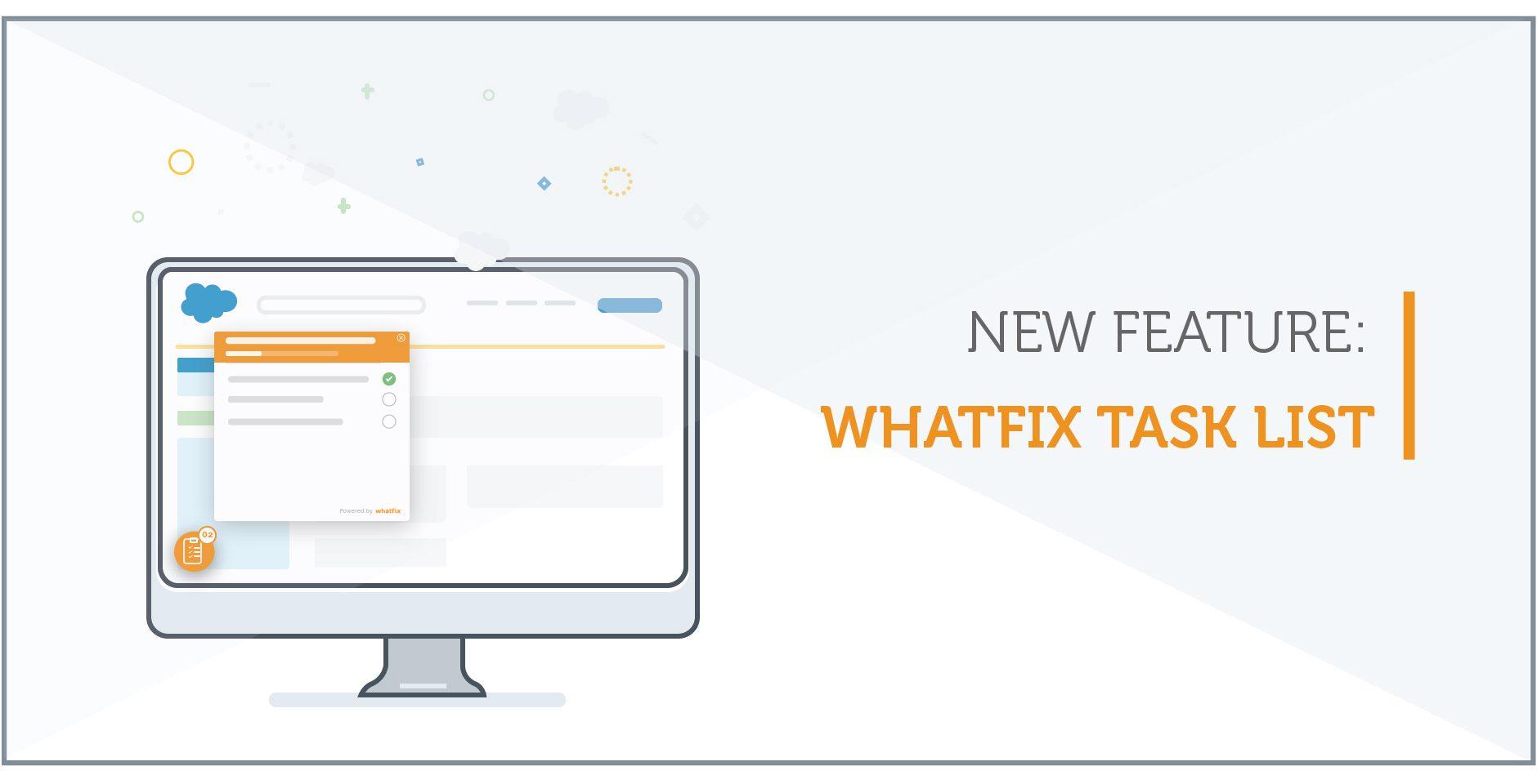 Whatfix Task List