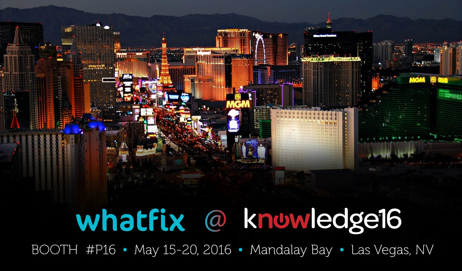 Whatfix at Knowledge16