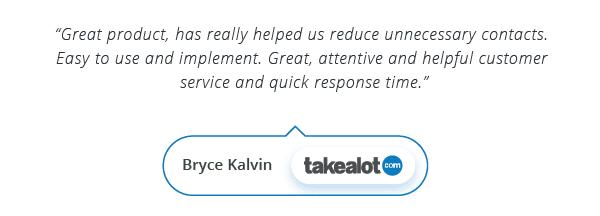 WalkMe Alternatives - Testimonial, Bryce Kalvin, takealot.com