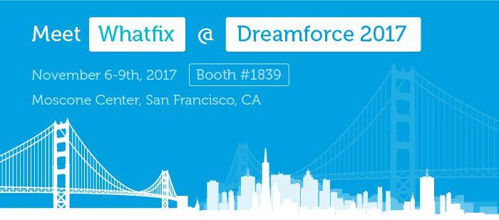 Meet Whatfix at Dreamforce