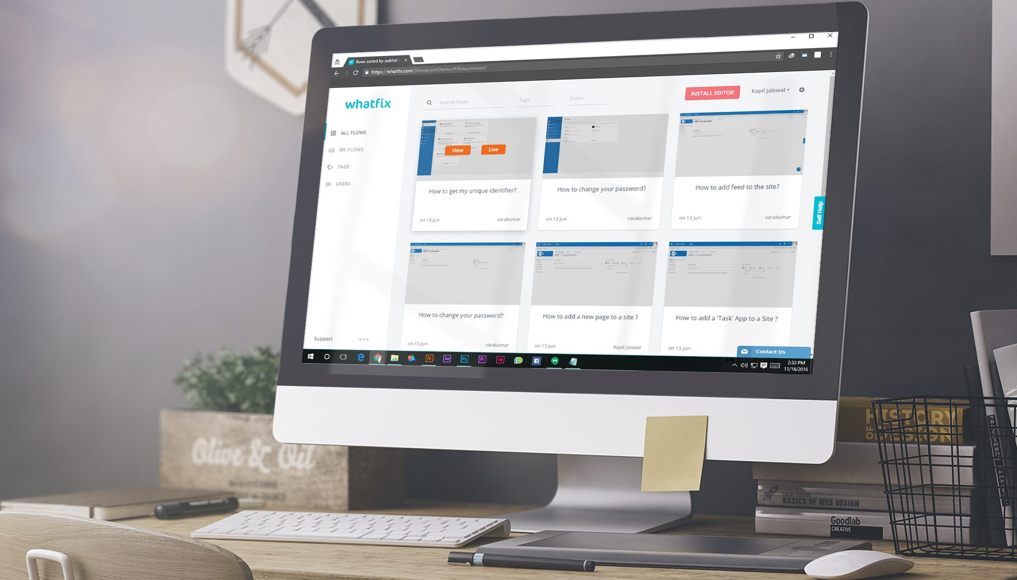 Our New Dashboard Takes User Experience Up A Notch - Whatfix Digital Adoption Blog | Insights, News, Tips, Trends - Whatfix Blog