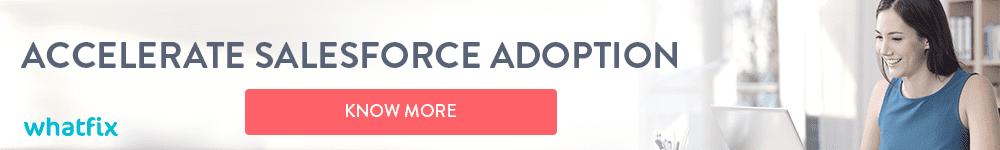 Salesforce Adoption Ebook -Whatfix Academy