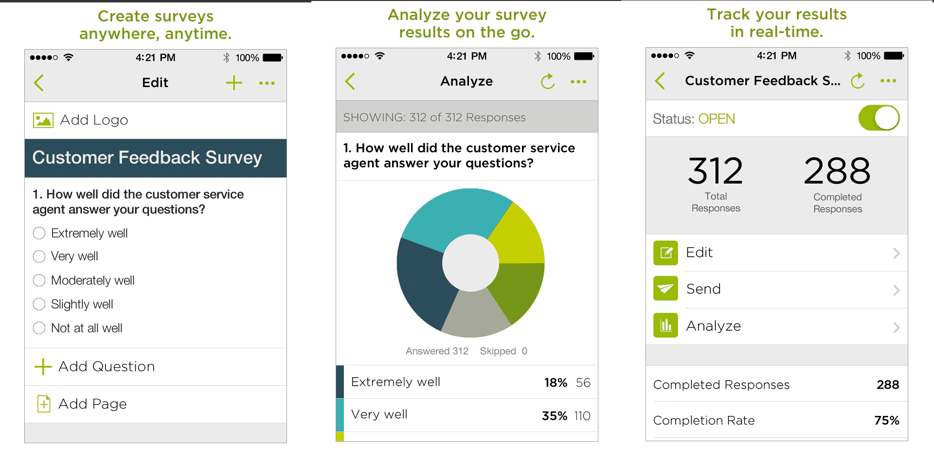 SurveyMonkey - user onboarding tools