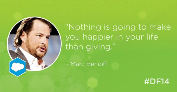 Marc Benioff Quote - Salesforce Extensions