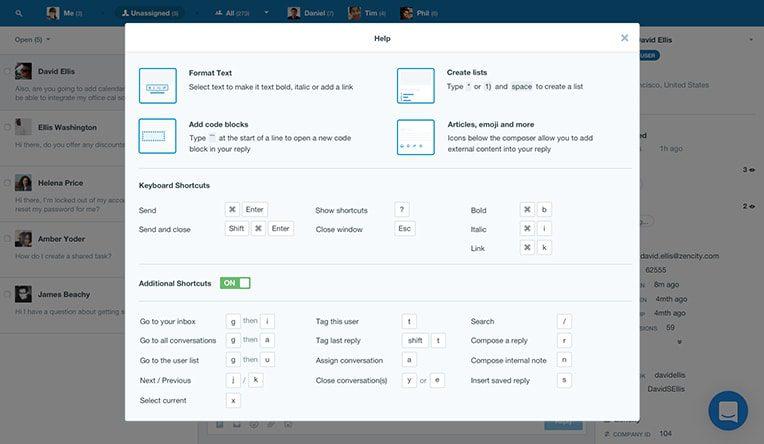Customer support tools-grooveintercom
