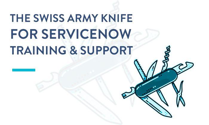 servicenow training