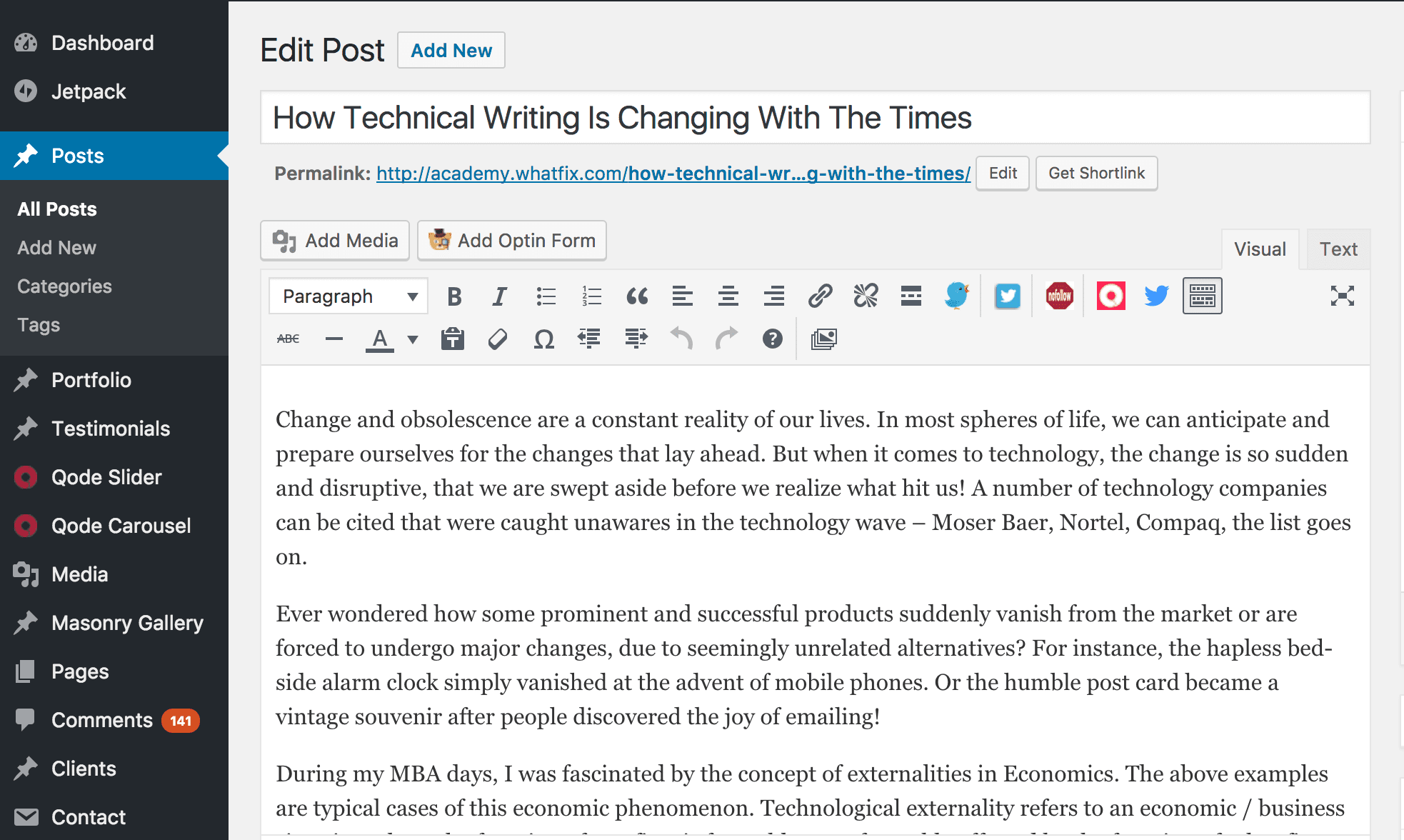 17 Awesome Technical Writing Tools For Documenting Information - WordPress