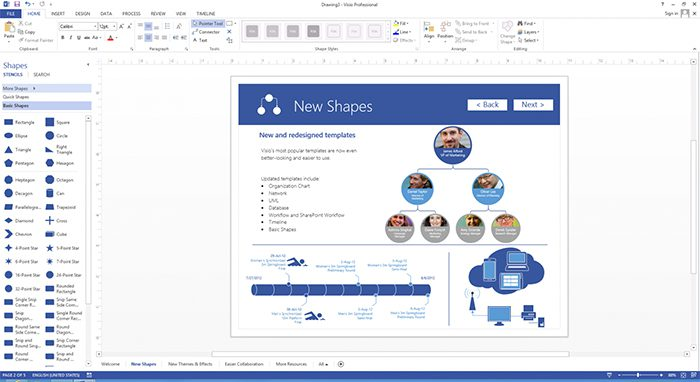 17 Awesome Technical Writing Tools For Documenting Information - Microsoft Visio