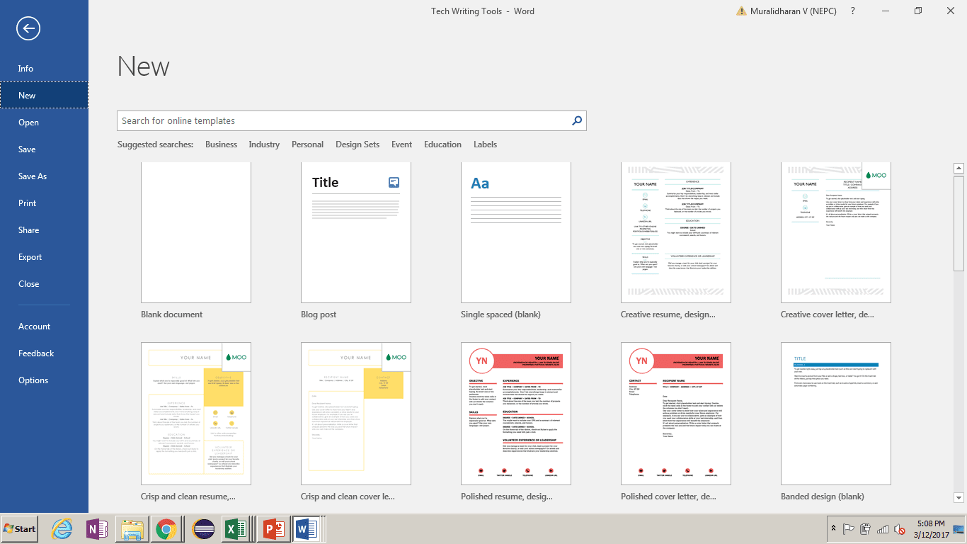 17 Awesome Technical Writing Tools For Documenting Information -MS Word