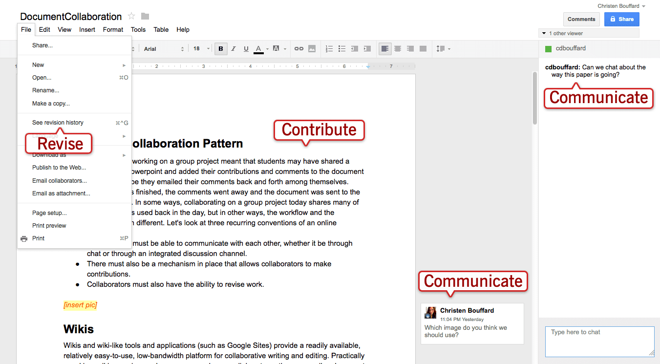 17 Awesome Technical Writing Tools For Documenting Information - Google Docs