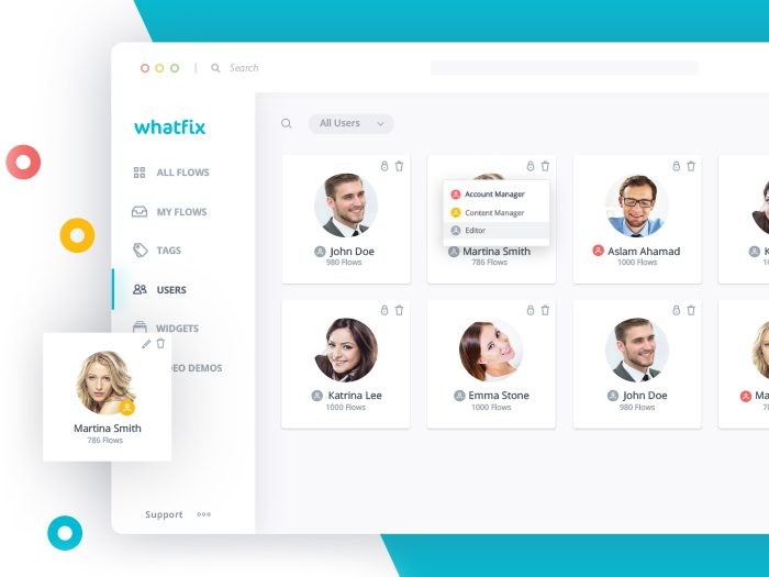 Personalize User Roles With Whatfix Privilege Management