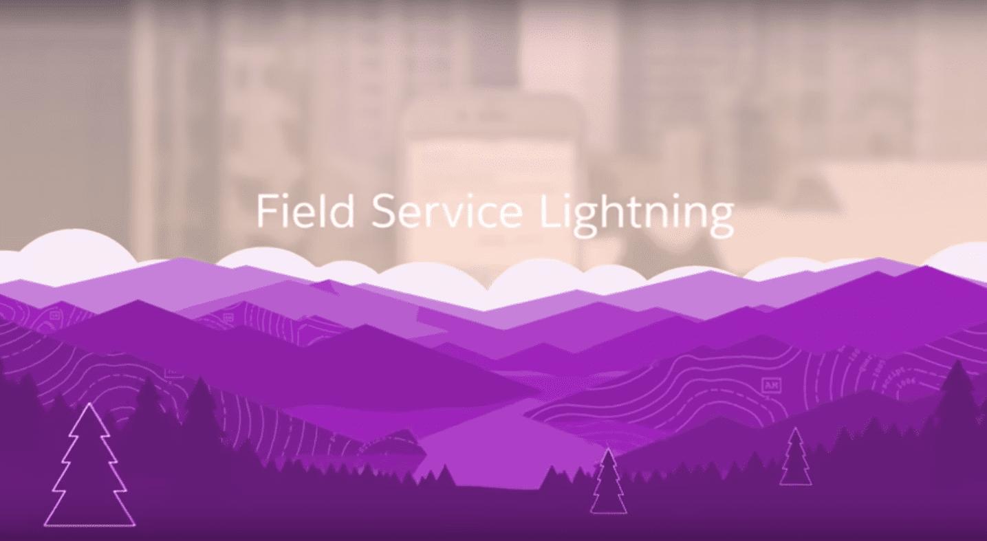 Field Service Lightning