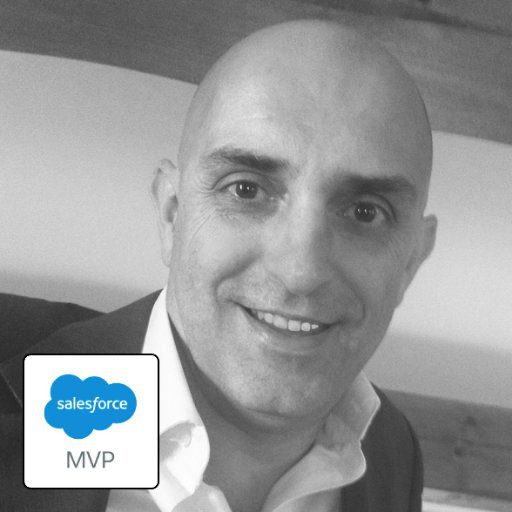 Salesforce Influencers - Fabrice Cathala