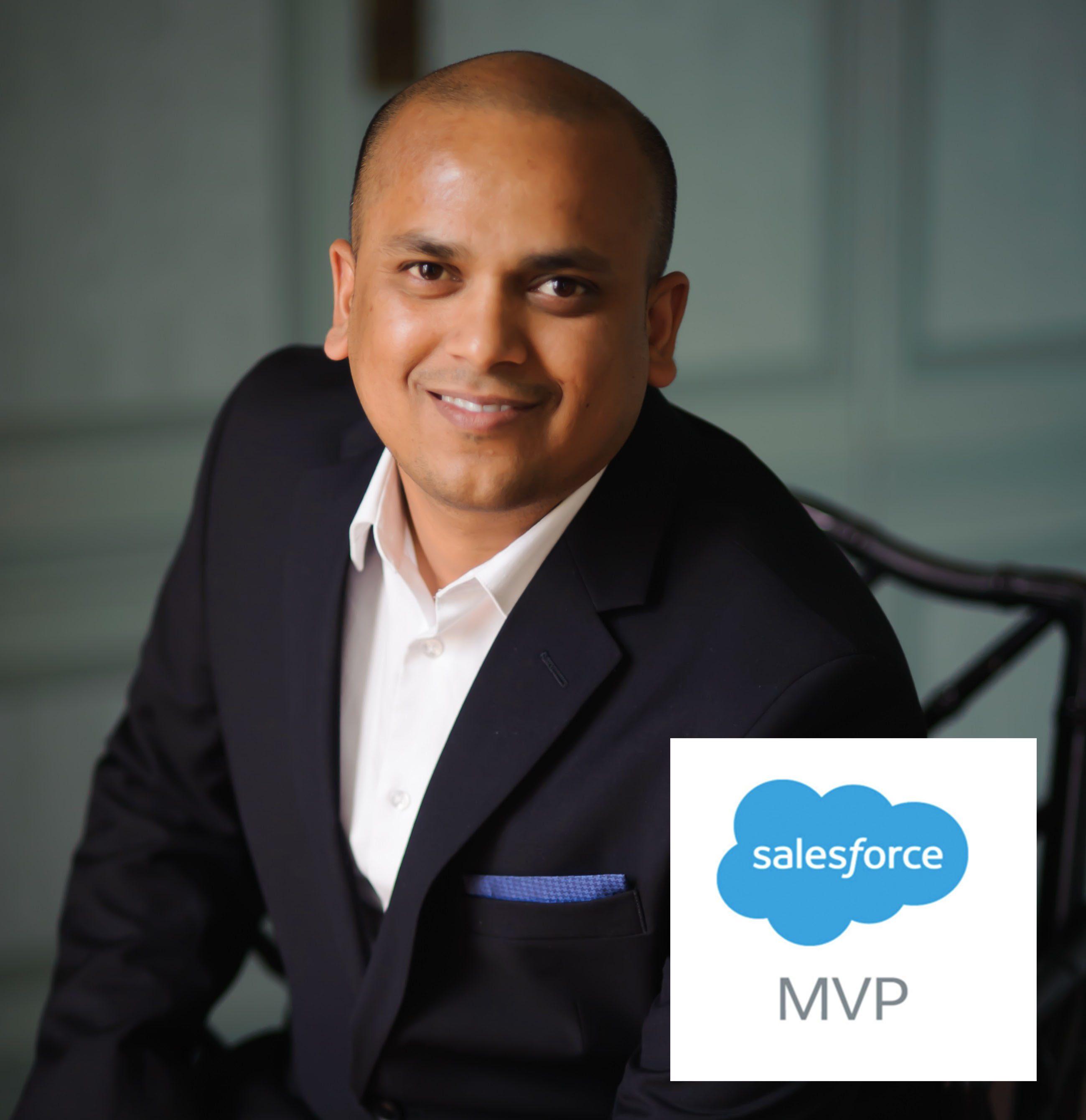 Salesforce Influencers - Jitendra Zaa