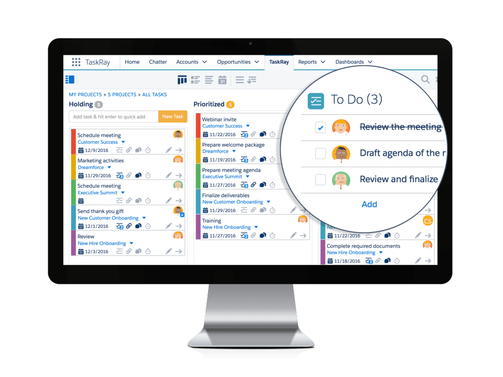Salesforce AppExchange Apps - TaskRay