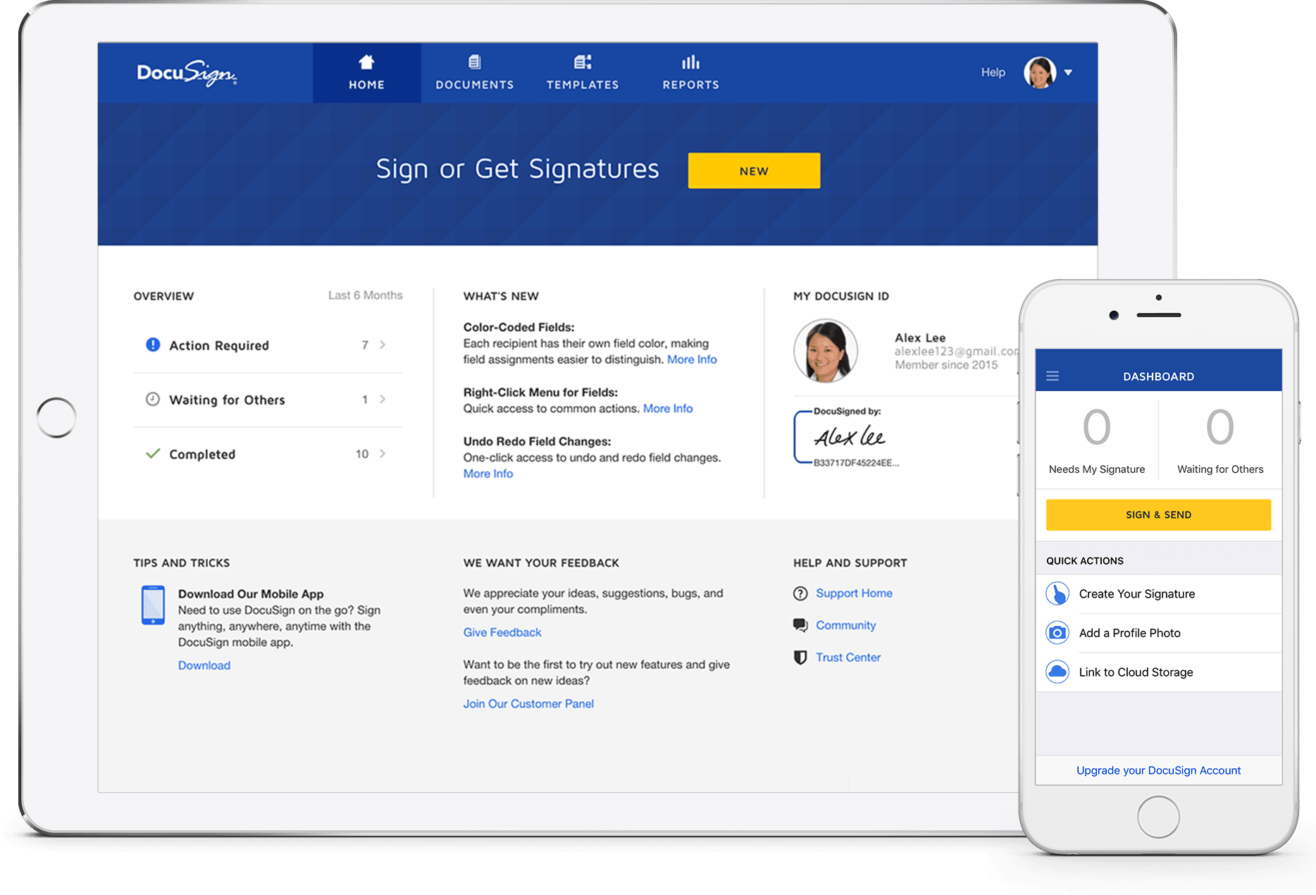 Salesforce AppExchange Apps - Docusign