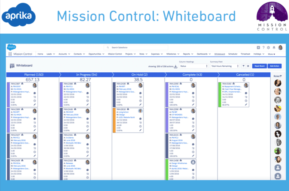 Salesforce AppExchange Apps - Mission Control