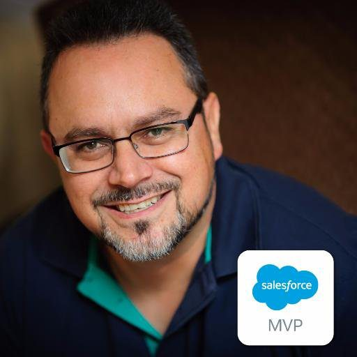 Salesforce Influencers - Keir Bowden