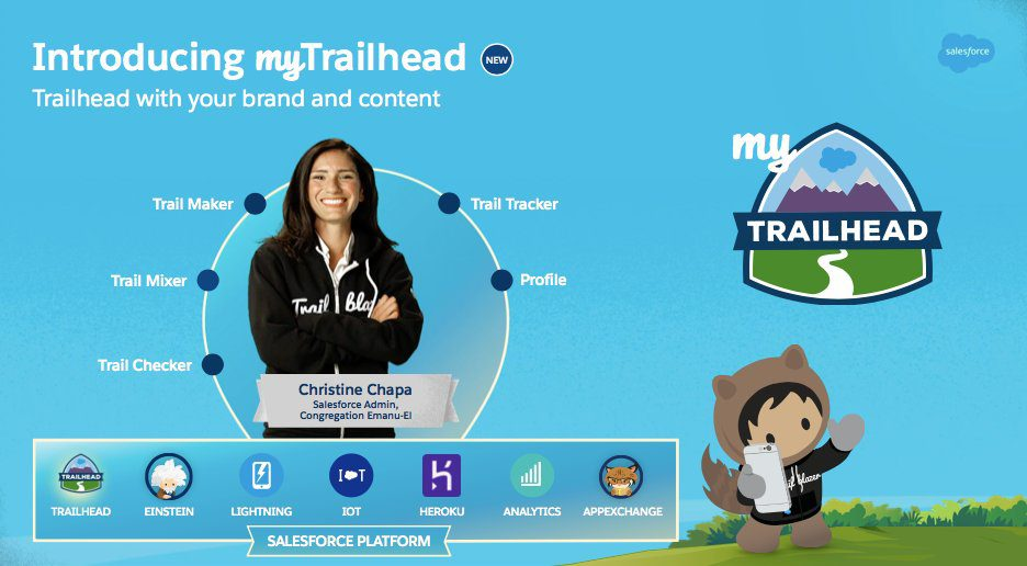 Intro to myTrailhead