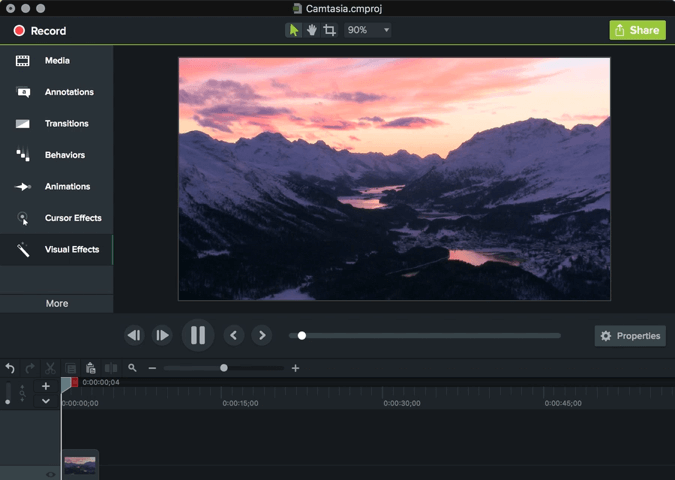 Camtasia - 15 Instructional Design Software To Create Incredible eLearning Content