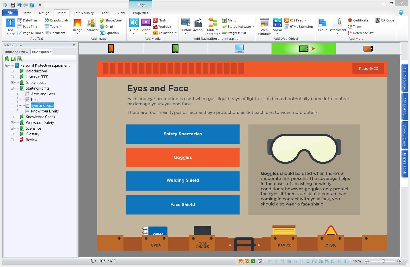 Lectora Publisher - 15 Instructional Design Software To Create Incredible eLearning Content