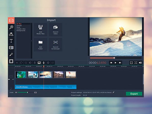 Movavi Screen Capture Pro - 15 Instructional Design Software To Create Incredible eLearning Content