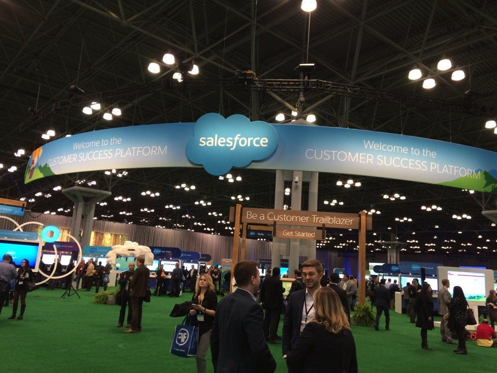 Salesforce World Tour New York Whatfix