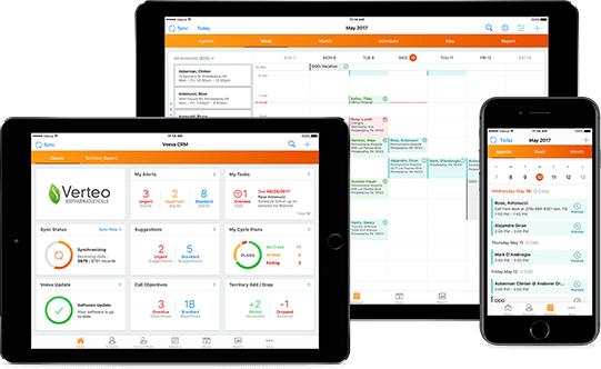 Veeva - 10 Healthcare CRM Softwares to Give You a 360-degree View of the Customer