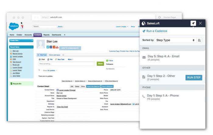 Salesloft - 12 Sales Enablement Tools To Empower Your Sales Team