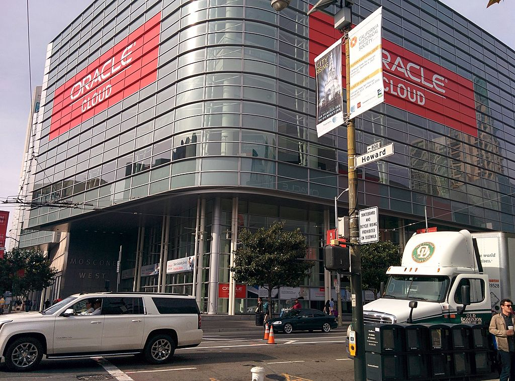 oracle openworld moscone