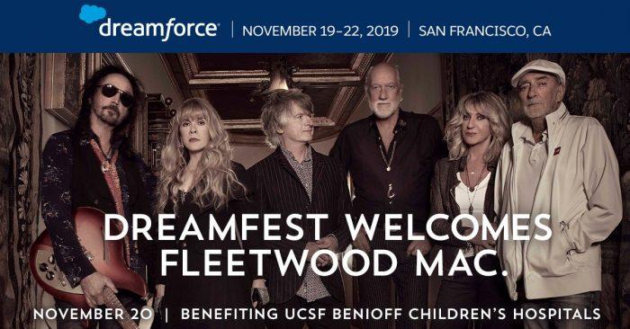 Dreamforce concert