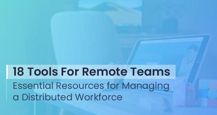 tools for remote teams cover