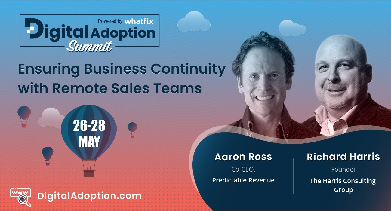 digital adoption summit - Aaron&Richard