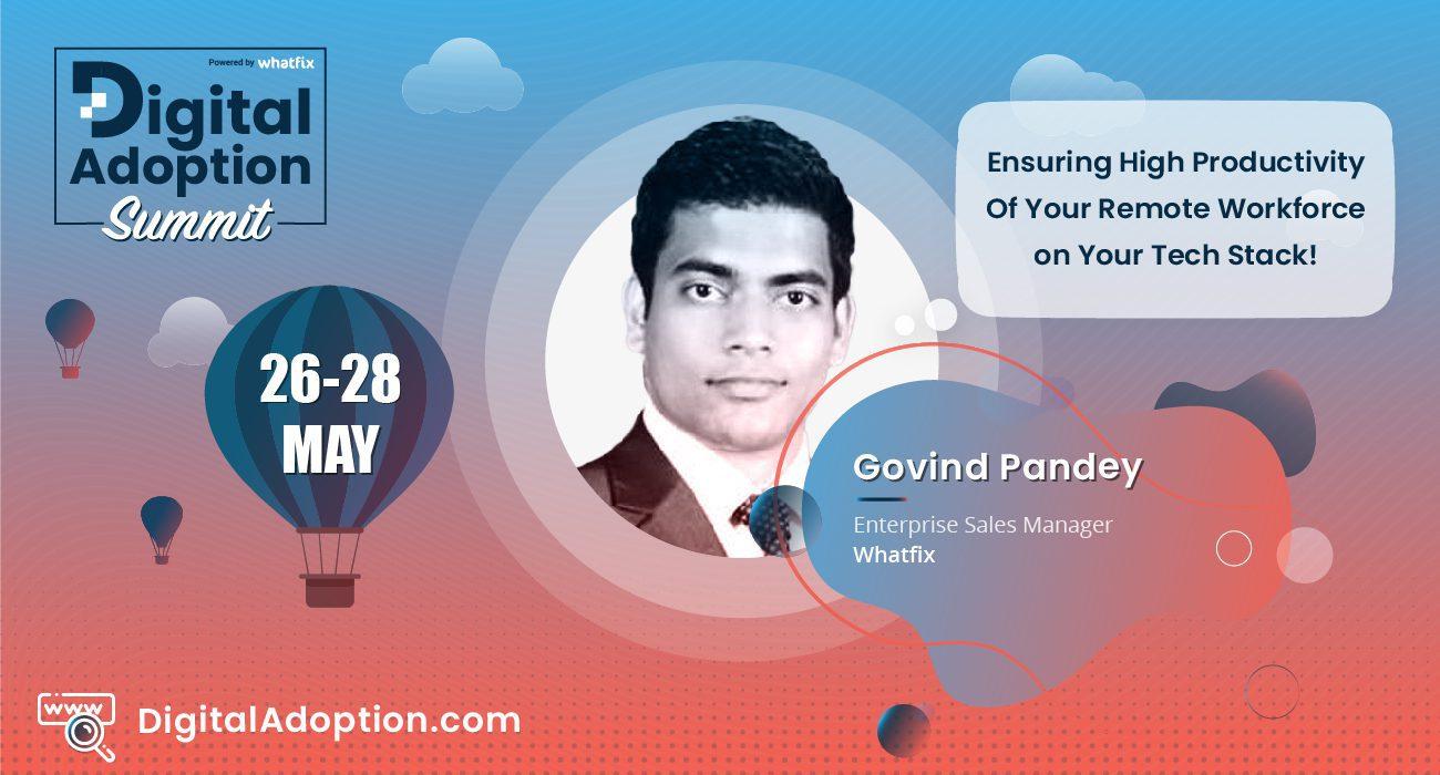 digitala adoption summit -Govind